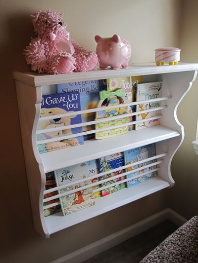 Roadkill Rescue Book Rack