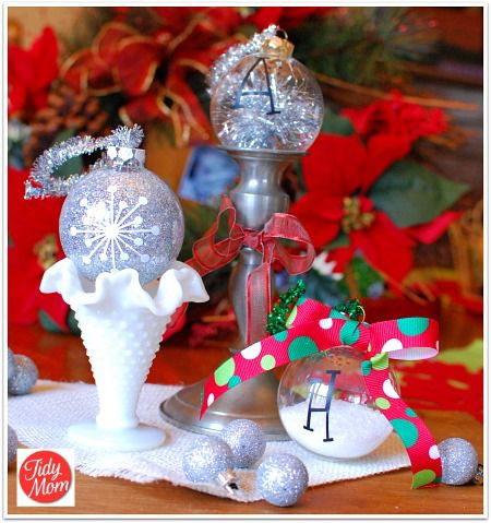 Easy Handmade Ornaments