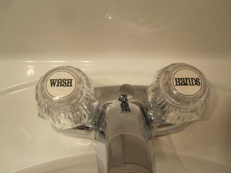 Interchangeable Faucet Words
