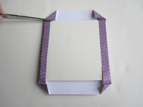 accordion scrapbook tutorial 11