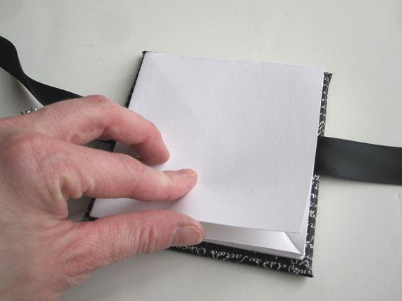 accordion scrapbook tutorial 14