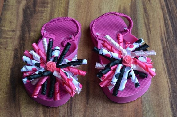 decorated flip flops (36)