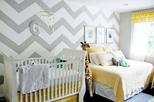 5 Ways of Decorating the Home with Chevron
