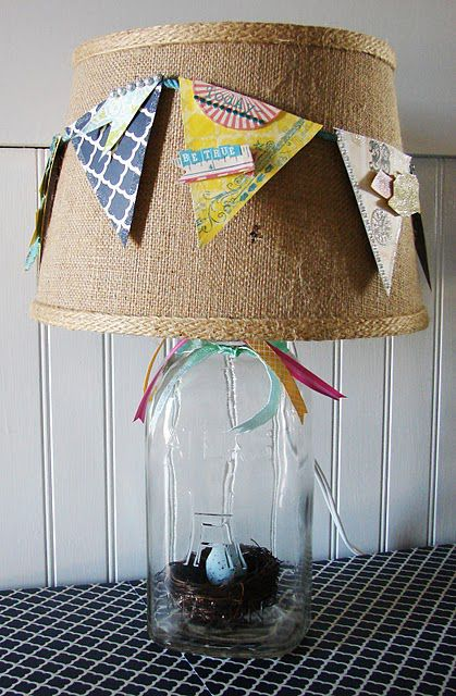 5 Ways to Decorate with Pennant Flags