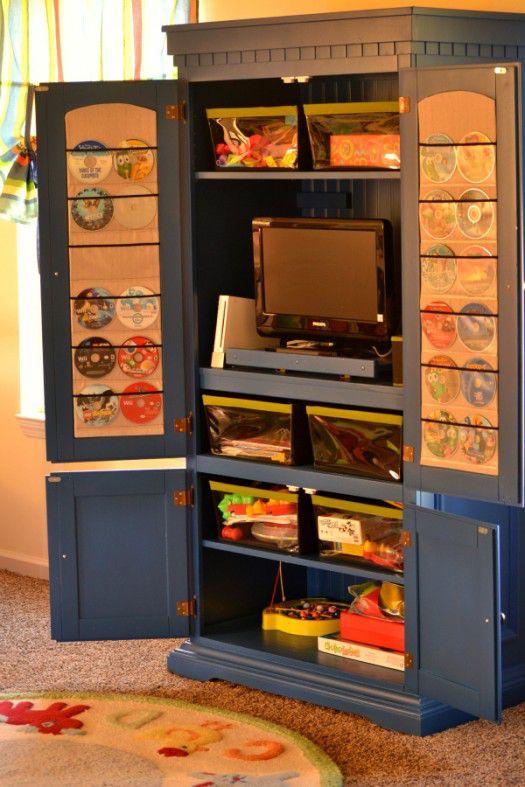 tv cabinet storage