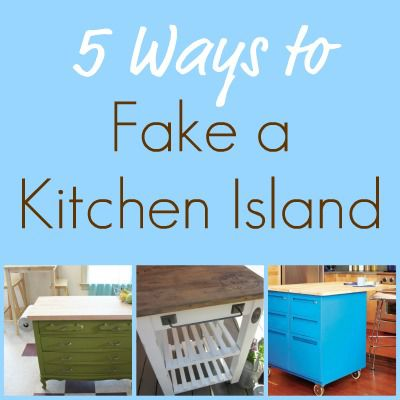 Kitchen Island Made Out Of Dresser how to make kitchen island from a dresser. from dresser to kitchen
