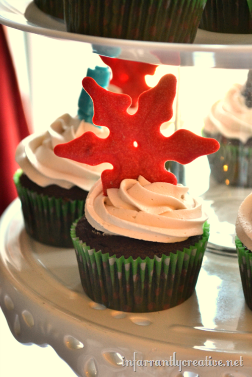 chinese_star_cupcakes