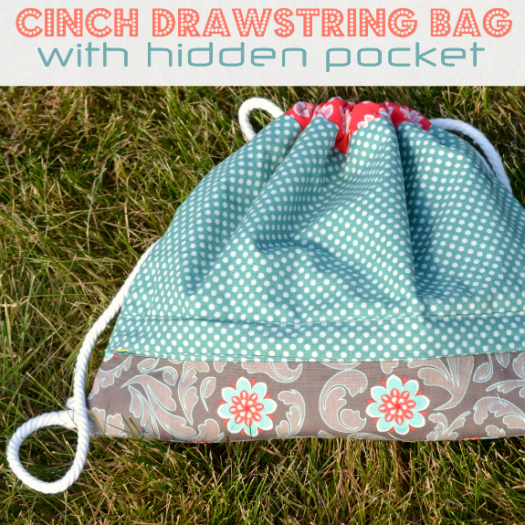 Cinch Drawstring Bag