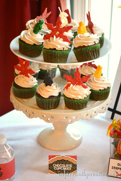 lego_ninjago_cupcake