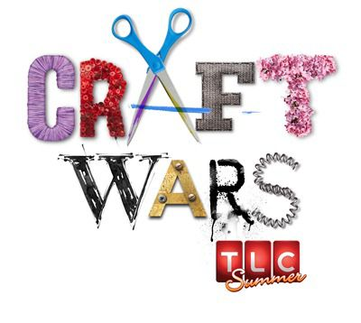 Craft Wars & TLC Lock-Up Logo
