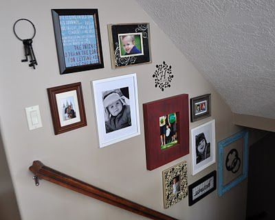 Photo Gallery Wall – Guest Post