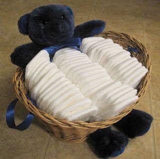 Stuffed Animal Bear Basket Infarrantly Creative