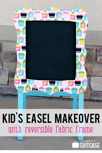 Girly Art Easel