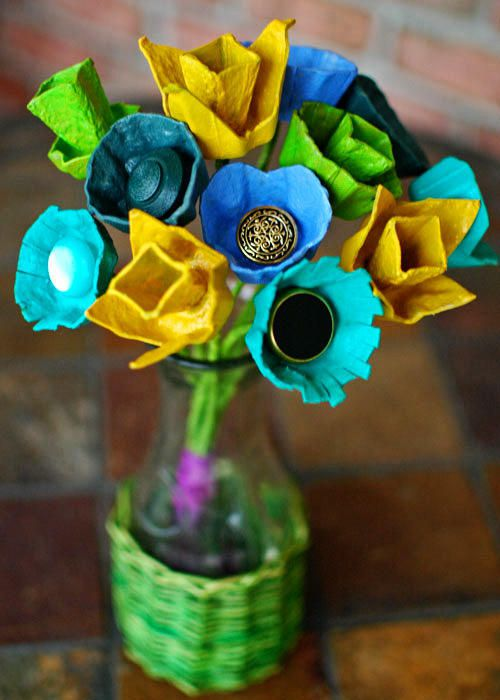 5 Ways to Craft With Trash