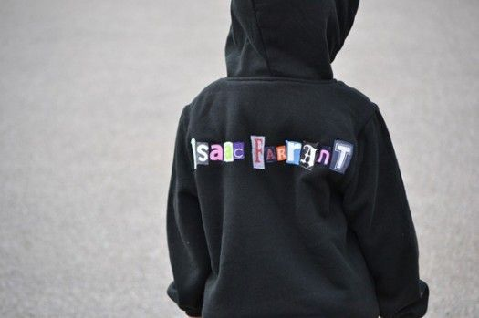 Ransom Note Sweatshirt