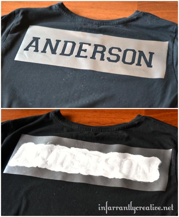 silk screen printed tshirt