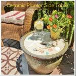 Ceramic Planter Side Table thumbnail _thumb[3]