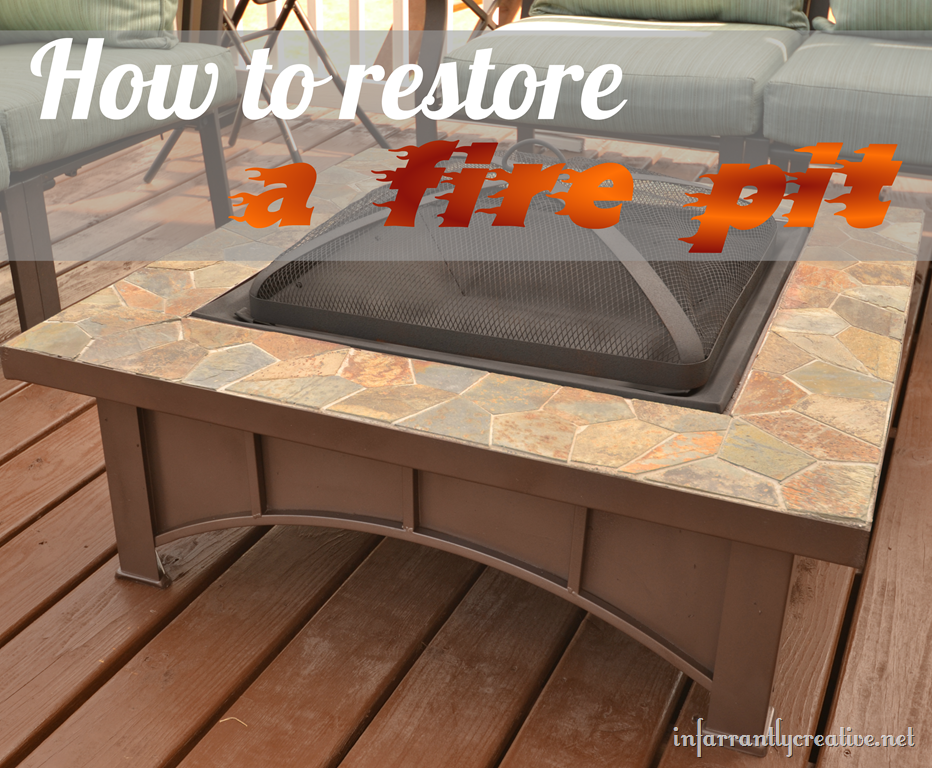 Fire Pit Repair Infarrantly Creative