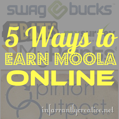 5 Ways to Earn Money Online