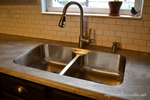 View Topic Undermount Sink Under Laminate Home Renovation