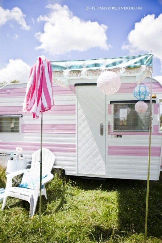 5 Ways to Redo a Vintage Trailer