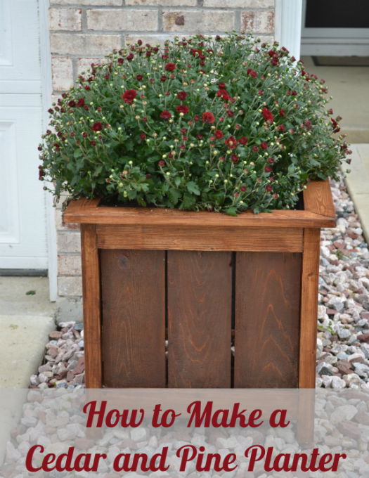 How to Make a Planter