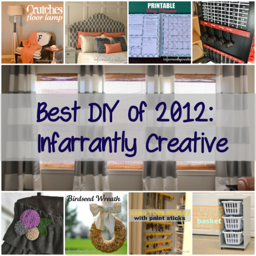 Best DIY Projects of 2012