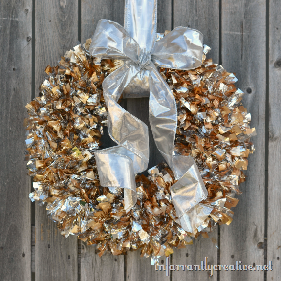 Simple christmas wreath infarrantly creative Simple christmas wreaths