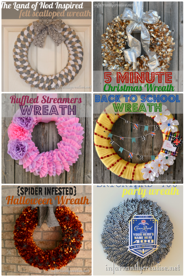 DIY-wreaths