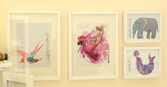 Sarah Jane studios fram kids art