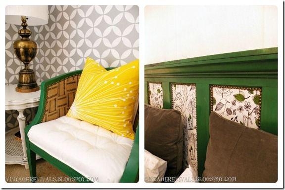 Vintage Revivals collage