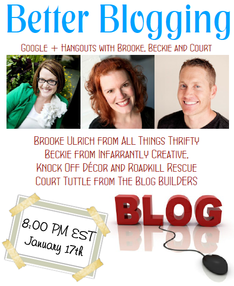 better blogging jan 17