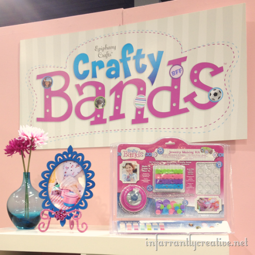 Top Products I Saw at CHA: Crafty Bands