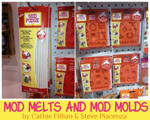 Top 5 Craft Products I Saw at CHA: Mod Melts