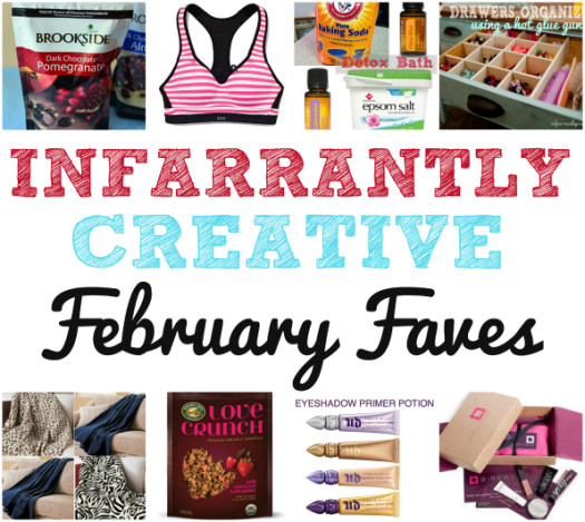 February Faves
