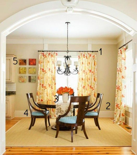 Beautiful Casual Dining Room: 5 Ways To Get This Look: Casual Dining Room