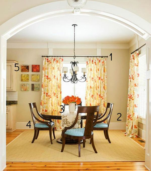 5 Ways To Get This Look Casual Dining Room Infarrantly Creative