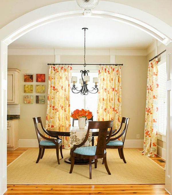 Ways To Get This Look Casual Dining Room