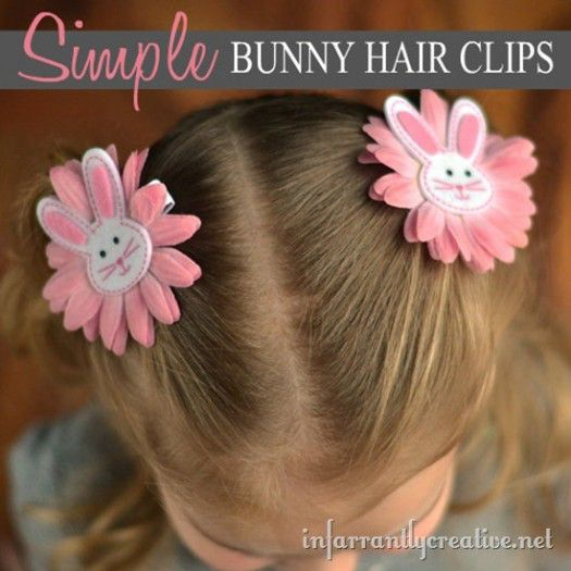 Easter Hair Accessories