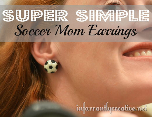 Soccer Mom Earrings