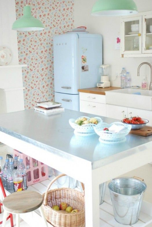 Summer Kitchen Inspiration Picture