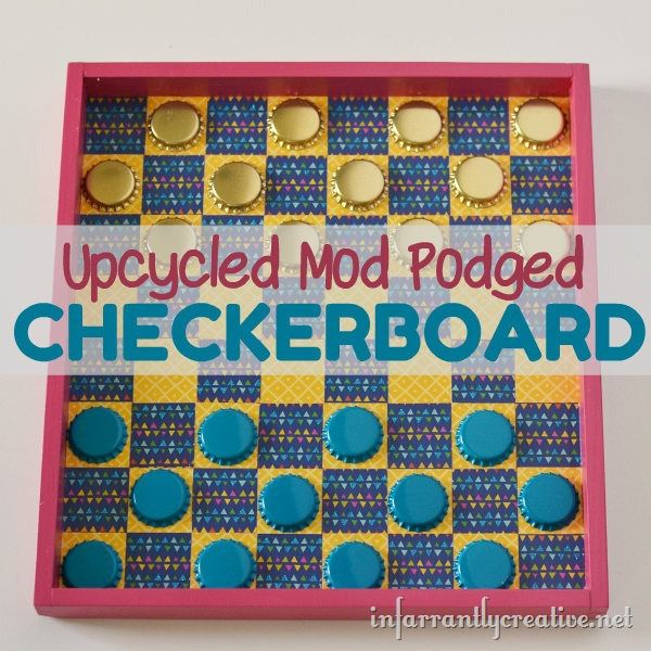 checkerboard DIY