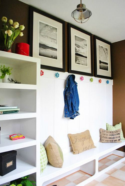 Mudroom Feature Pic