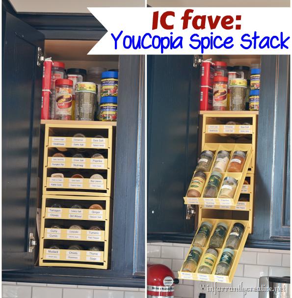 Kitchen Gadget Alert: Spice Storage