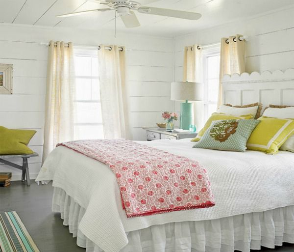 5 Ways To Get This Look Beach House Bedroom Infarrantly
