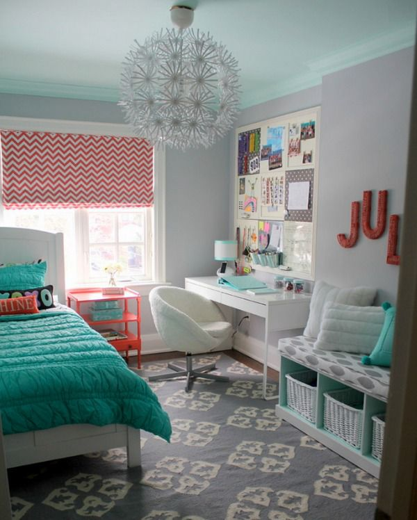5 ways to get this look small but fun tween girl 39 s room Fun teen rooms