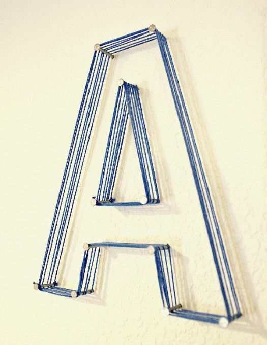 Just Keep It Simple string letters