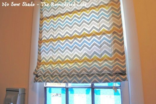 The Remodeled Life Chevron Shade