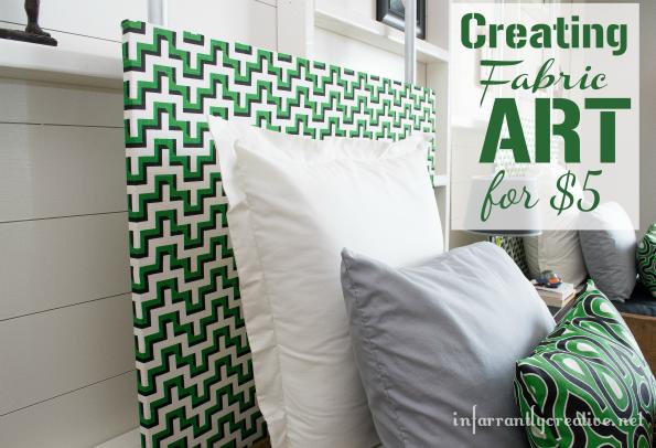 fabric wall art decor, Home designs