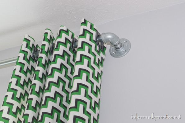 pipe-curtain-rods
